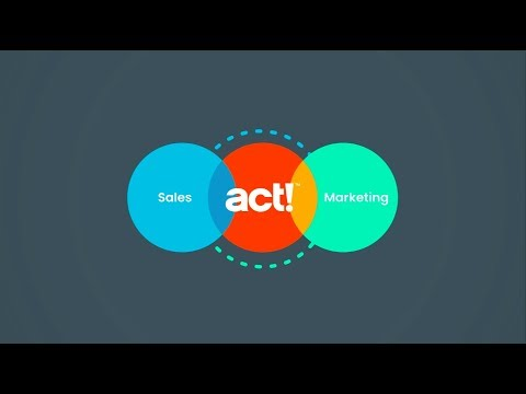 Growth made easy with Act!