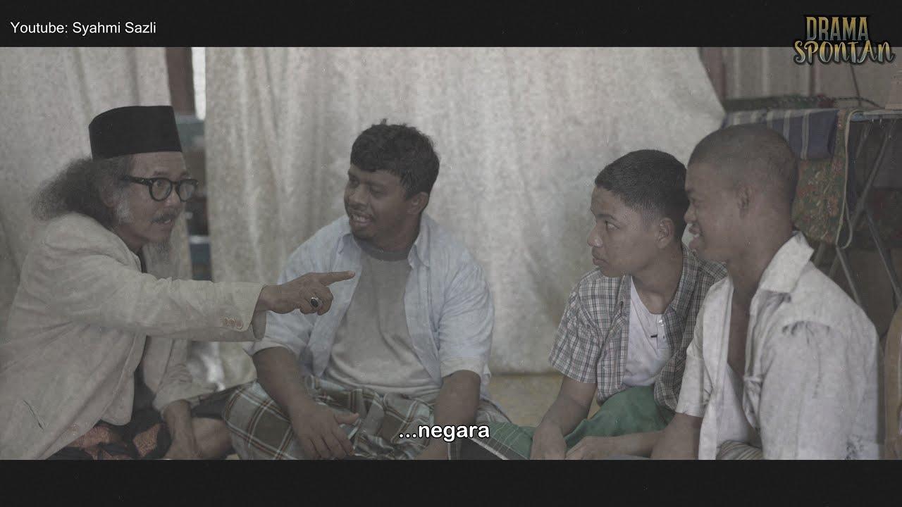 Download Drama Spontan 21: Pendekar Bujang Lapok