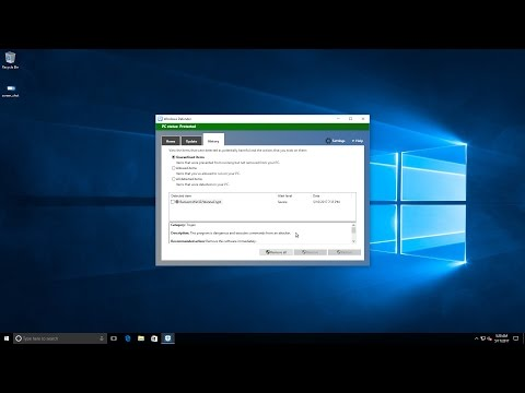 WannaCry VS Windows 10 With Updates