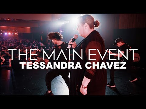 Tessandra Chavez at The Main Event 2018