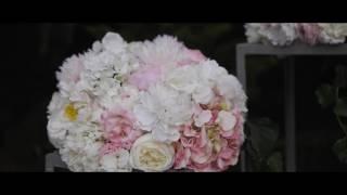 Фрезовый цвет на свадьбе, шикарная душевная свадьбы милых ребят Оли и Жени