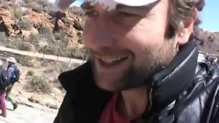 ИСПАНИЯ: Место съемки фильма Звездные Войны... у горы-вулкана Тейде Канарские Острова
