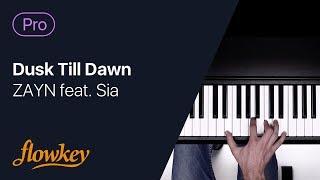 Dusk Till Dawn – ZAYN feat. Sia (Piano Cover)