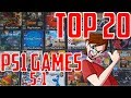 Top 20 PlayStation One games | 5-1