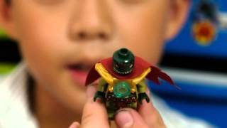 LEGO Chima Speedor Tournament Set Unboxing