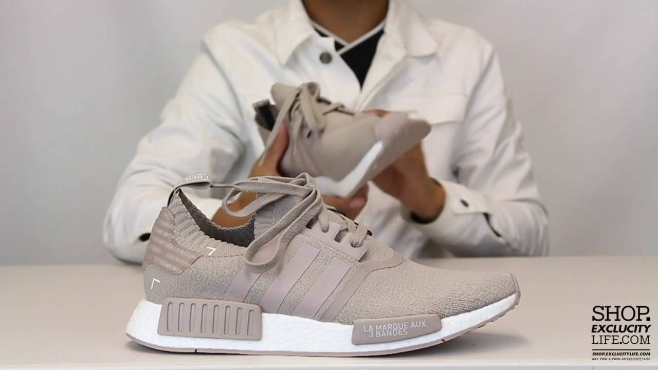 Nmd R1 Pk French Beige