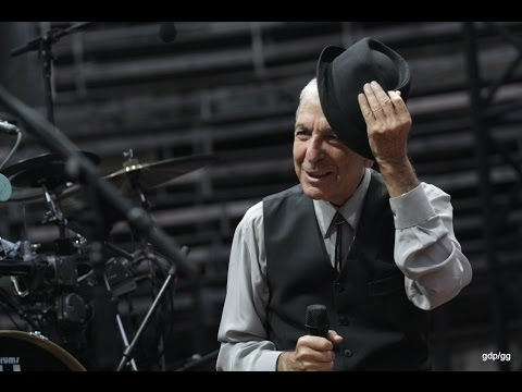 Leonard Cohen remembered by his son, Adam Cohen