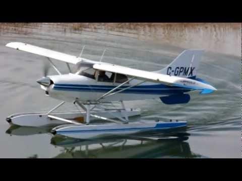 [HD] Maule M-5-235C On Floats Takeoff CSU3