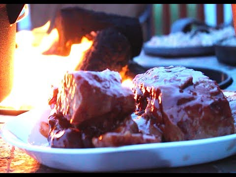 HOW TO COOK THE WORLDS GREATEST RIBS - YouTube