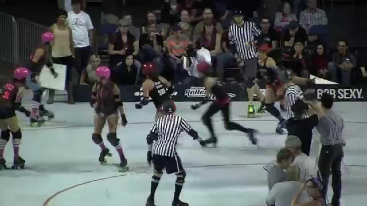 Roller skating denver - Shotgun Betties Vs Bad Apples Denver Roller Dolls Roller Derby In Broomfield Co 09 15 12 1st Half
