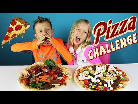 Thumbnail: PIZZA Challenge / RonaldOMG and GamerGirl