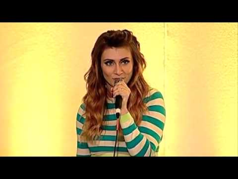Karmin Performs - Super Bass Song