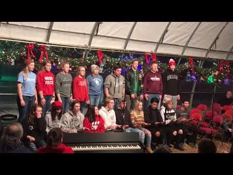 Westby High School Choir - Dec. 17th