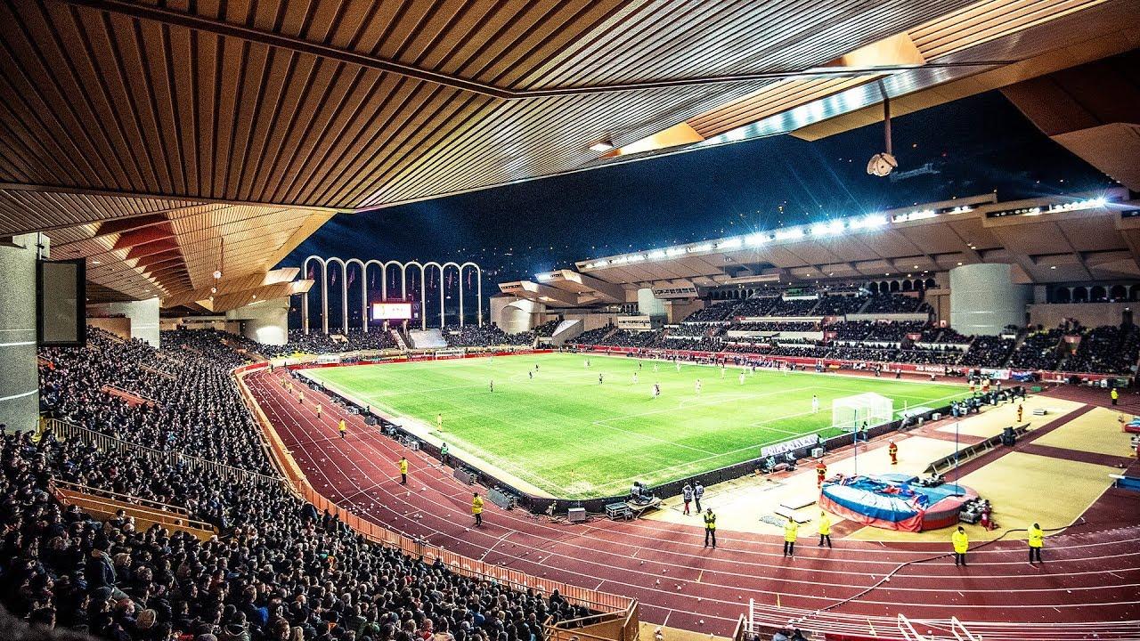 """Résultat de recherche d'images pour """"Stade louis II"""""""