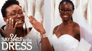 Entourage Doesn't Like The Dress They Picked Themselves! | Say Yes To The Dress UK
