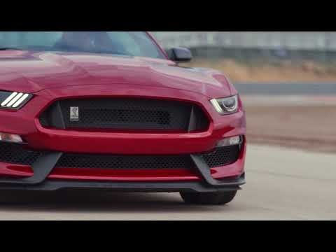 Ford Shelby GT AeroCrafted