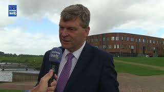 Klaas Agricola wordt burgemeester Dantumadiel