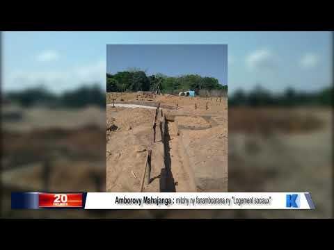 INFO K MADA : Amborovy Mahajanga DU 28 OCTOBRE 2019 BY KOLO TV