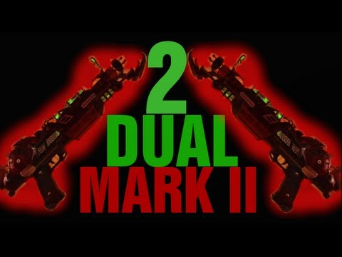 Dual Ray Gun Mark II - How to Get 2 Two at the Same Time Gameplay - Black Ops 2 Zombies