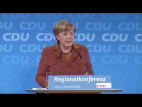 """""""Das ist Personenkult"""": Als Merkel  einen Flüchtling begrüßt, platzt einem CDU-Mitglied der Kragen"""