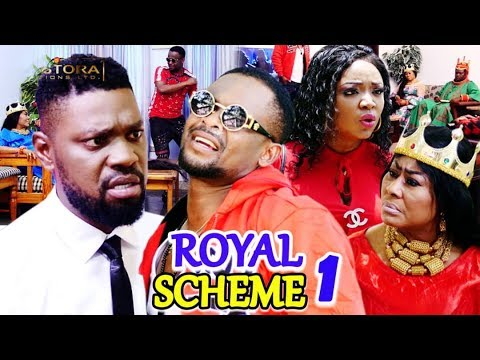 Download ROYAL SCHEME SEASON 1  - (New Movie 2019)  Latest Nigerian Nollywood Movie 2019 Full HD
