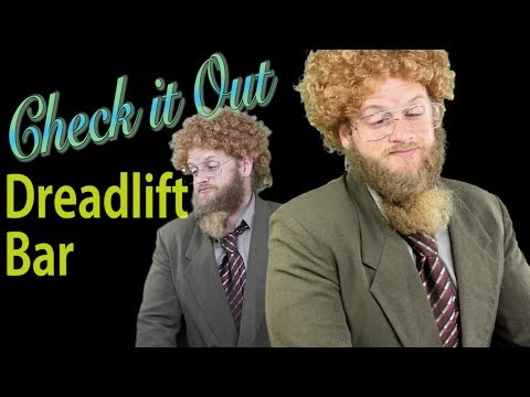 The Deadlift Bar: Check It Out