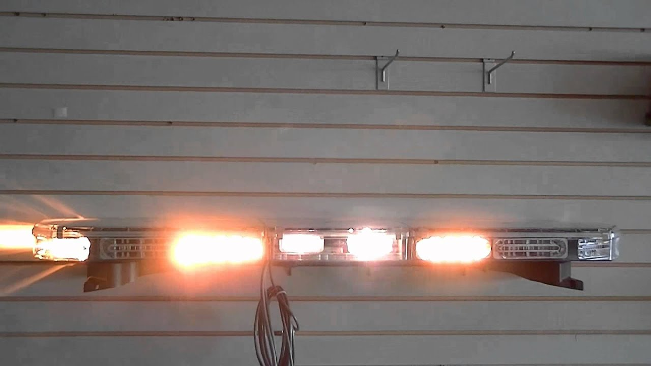 & Code 3 RX2700 LED Light Bar - YouTube jdmop.com