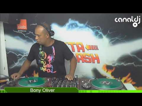 DJ Bony Oliver - Flash House - Programa Sexta Flash - 20.01