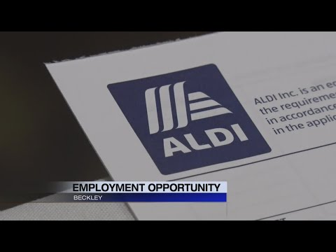 Beckley ALDI looks for employees