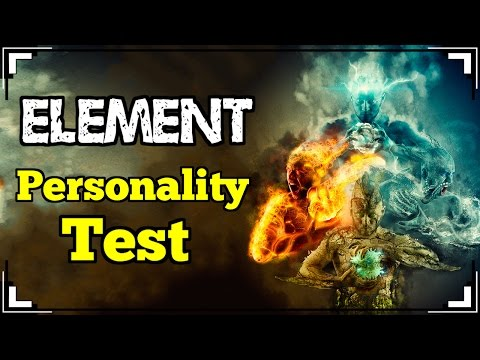 What ELEMENT Are You? | Element Personality Test - YouTube