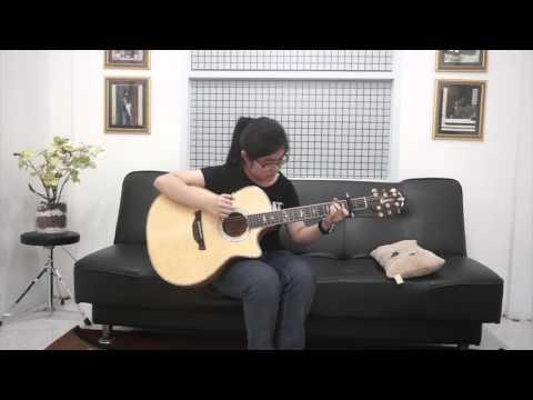 (Justin Bieber) Love Yourself - Josephine Alexandra | Fingerstyle Guitar Cover