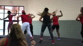 Marc Anthony - Vivir Mi Vida - Cara Tundidor w/ Fabio Barros, Choreography by Cara Tundidor