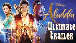 "ALADDIN ""Ultimate"" Trailer (2019) 