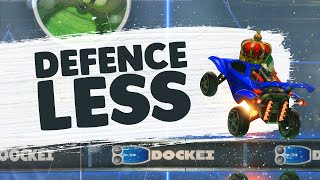 DEFENCELESS! - Rocket League