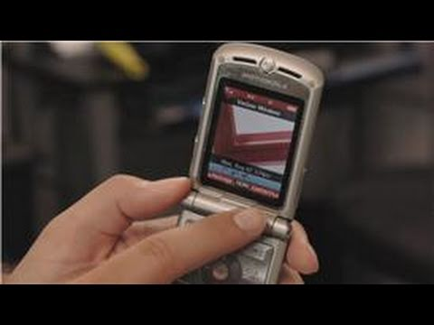 Cell Phone FAQs : How To Send Text Messages