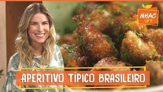 Frango à Passarinho De Forno Como Fazer Aperitivo  RRES STÍVEL  Rita Lobo  Cozinha Pratica