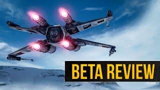 Meine Meinung zu Star Wars: Battlefront - Beta Fazit (Review)
