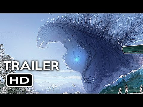 Godzilla: Monster Planet Official Teaser Trailer #1 (2017) Netflix Animated Movie HD