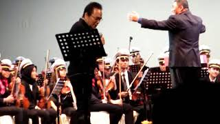 Percik Spectrum Concert 2017 - Angin Malam (Debby Nasution) Vocal: Debby Nasution