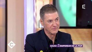 Etienne Daho, l'empereur de la pop - C à Vous - 01/12/2017