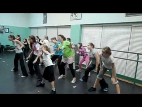"Group 1 Crew ""Movin'"" Hip Hop Dance Routine"