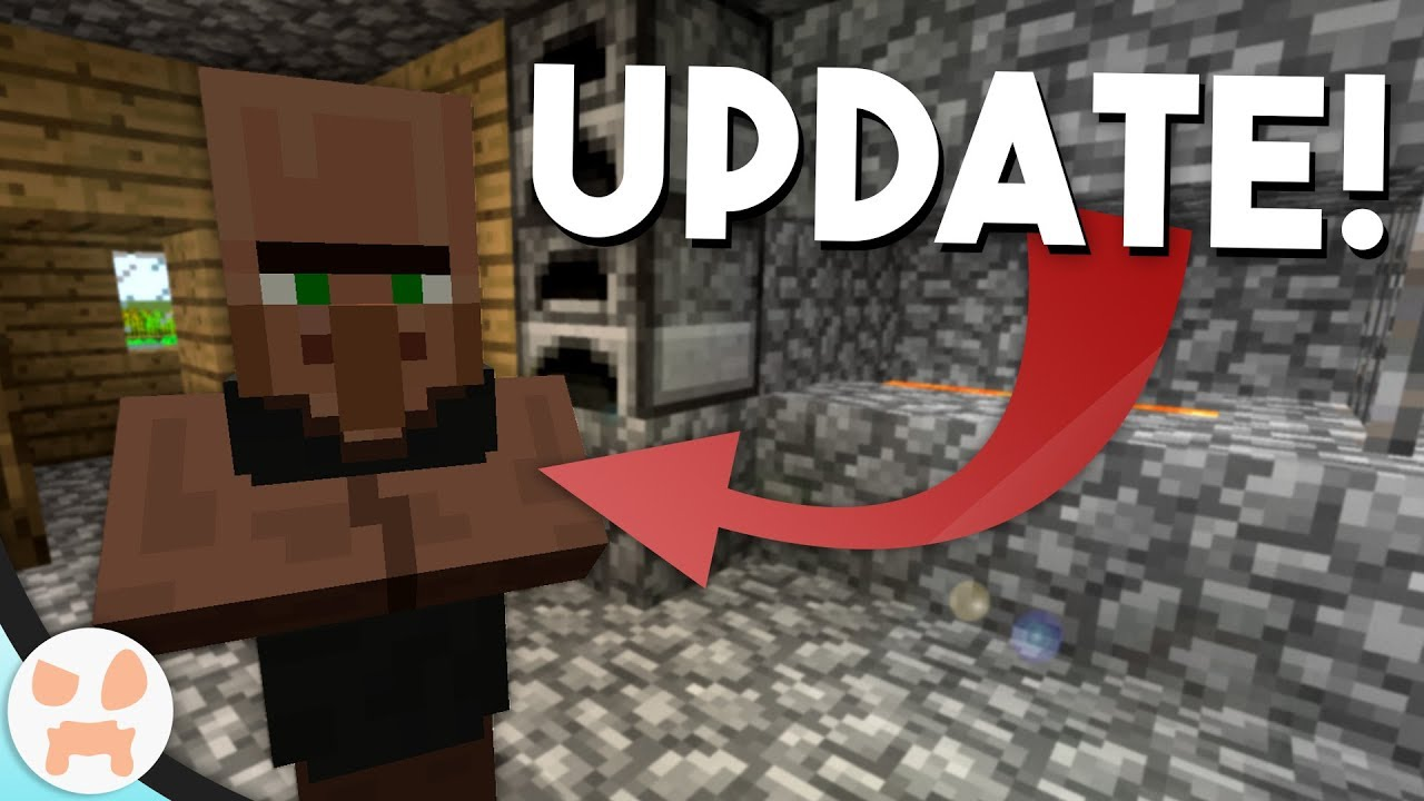 How To REVAMP A VILLAGE for Minecraft 1 14!