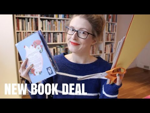 Happy things! | New book deal, dragon masks and Lush