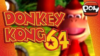 Donkey Kong 64 - POWplays Replay