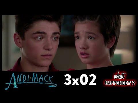 ANDI MACK 3x02 Recap: The Fate of Jandi & Lantern Wish Cliffhanger - 3x03 Promo