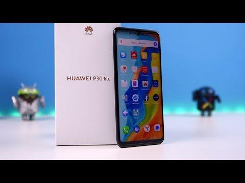 Скромный P30 Lite от Huawei