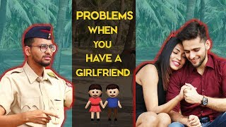 Problems when you have a Girlfriend | Indian Couples and their Problems | Funcho