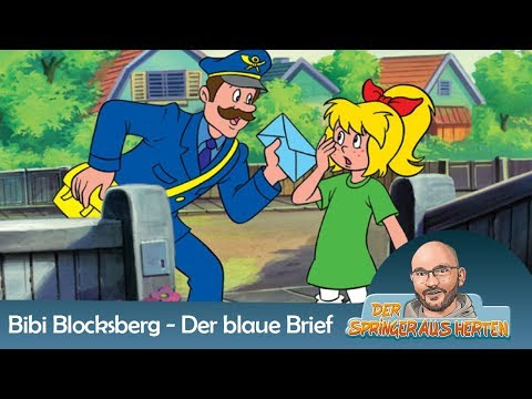 Der Springer Kommentiert: Bibi Blocksberg - Der Blaue Brief Danach Folgt Ganzes Hörspiel