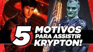 Krypton serie completa