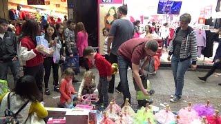 Прогулка с детьми в Гуанчжоу 1 января - Жизнь в Китае #87